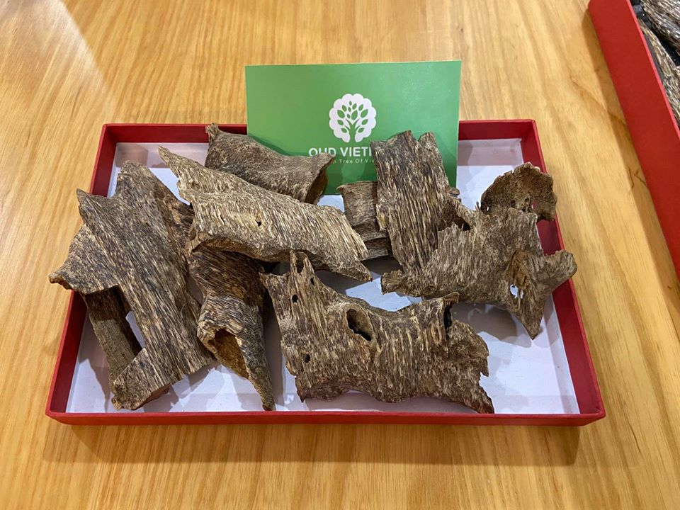Cultivated Oud chips is safe to use?